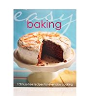 Easy Baking Recipe Book