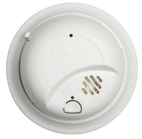 First Alert 9120B6CP 120Volt WireIn With Battery Backup Smoke Alarm, 6Pack Picture