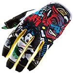 O'Neal Racing Jump Villain Gloves 9/Villain