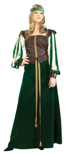 Maid Marion Adult Plus Costume