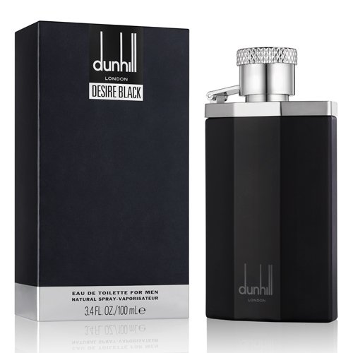 Alfred Dunhill Desire Black London Eau de Toilette Vaporizzatore, Uomo - 100 ml