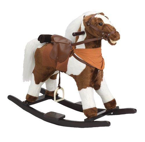 Charm-Company-Pinto-Horse-Rocker