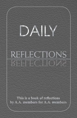 Daily Reflections: A Book of Reflections by A.A. Members for A.A. Members (Amazon Daily compare prices)