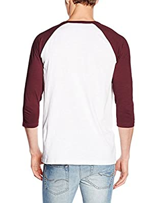 New Look Men's Raglan T-Shirt
