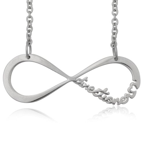 One Direction Stainless Steel Infinite Directioner