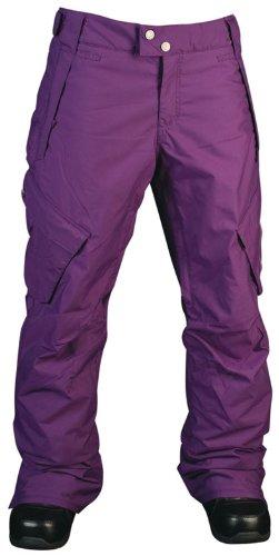 Nitro Snowboards Damen Hose SO QUIET, purple, S