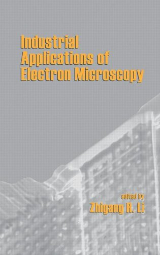 Industrial Applications Of Electron Microscopy (Encyclopaedia Of Library And Information Sciences) front-625990