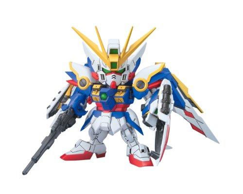 Bandai Hobby BB#366 Wing Gundam Ver EW Bandai SD Action Figure - 1