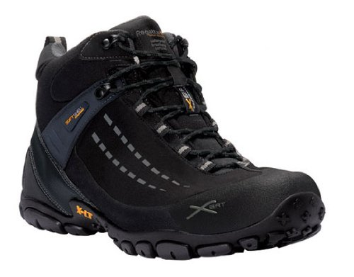 Regatta Waterproof SOFTSHELL Lightweight Mens Hiking Boots (Size 7)