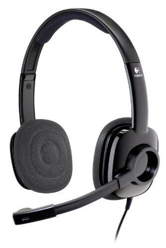 Logitech Stereo Headset H250 - Graphite (981-000353)