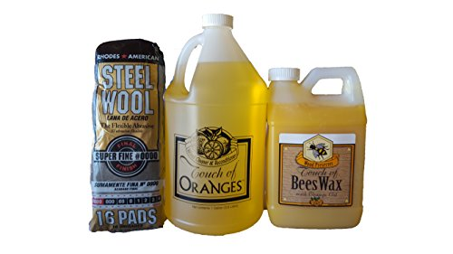touch-of-oranges-wood-cleaner-gallon-and-beeswax-wood-preserver-1-2-gallon-wood-polish-clean-kitchen