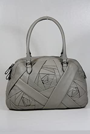 Valentino Handbags Gray Leather 6WB00560 (Run Way)