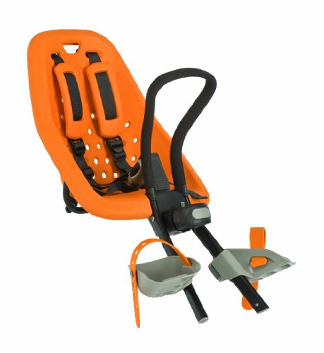 Yepp Kids Mini Child Seat - Orange