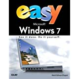 Easy Microsoft Windows 7by Mark Edward Soper