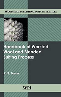 Handbook of worsted wool and blended suiting process