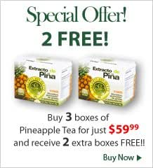Slimming Pineapple Tea