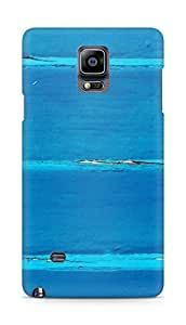 AMEZ Wonderful Pattern 6 Back Cover For Samsung Galaxy Note 4
