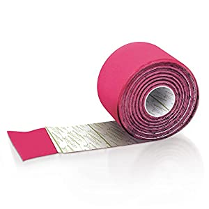KINSEO Physiotape 5,5mx5cm Rolle pink 1 St