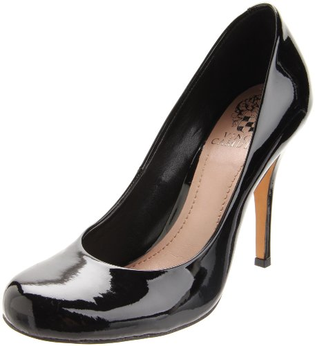 Vince Camuto Women's Elanie Pump,Black,8 M US