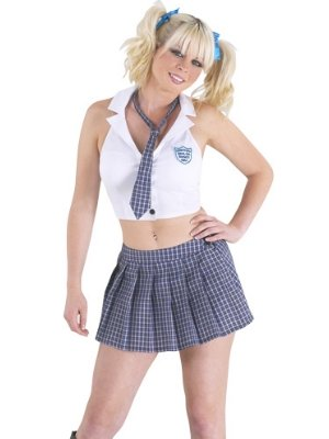 Naughty School Girl Outfit