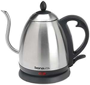 Bonavita 1.0L Electric Kettle BV3825B from Bonavita