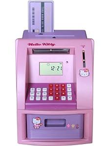 Hello kitty geldautomat atm bank elektronik - Hello kitty fernseher ...