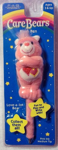 Care Bears Plush Pen