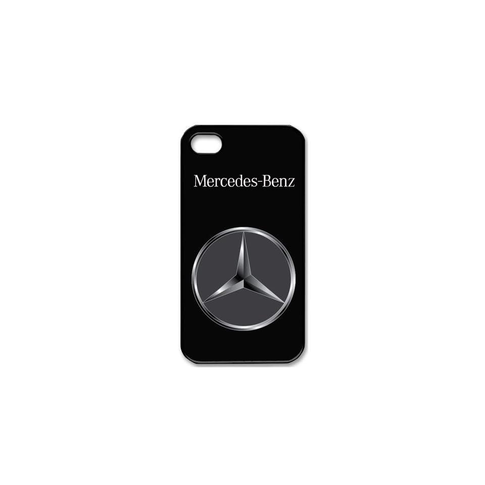 Design Super Mercedes Benz Sports Car Case Cover for Iphone 4/4s Best Case Show 1ya591