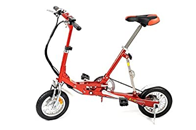 e-4motion e4m001 Electric Folding Bike