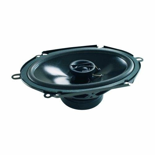 "Powerbass S-682 6 X 8"" Coaxial 2-Way Speaker Set (Pair)"