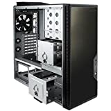 Antec P182 Gun Metal Black 0.8mm Cold Rolled Steel ATX Mid Tower Computer Case