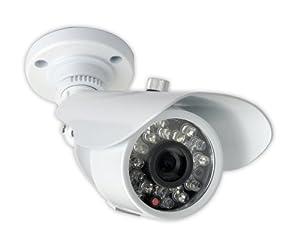 Lorex Super Resolution Weatherproof Day/Night Security Camera LBC6040