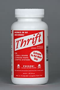 Amazon Com Thrift T 100 Alkaline Based 1 Pound Granular