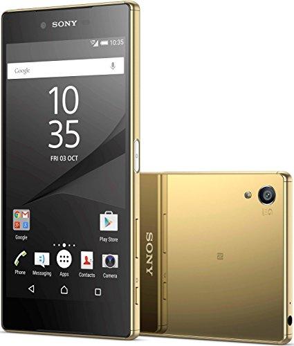 SONY Sony Xperia Z5 E6653 LTE [Gold 32GB 海外版 SIMフリー]