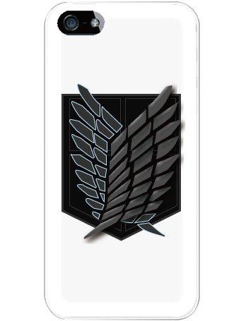 iPhone5 cover case iPhone 5 Apple emblem initials C