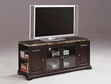Large Harris Rta Ent. Console W/ Storage by Crown Mark