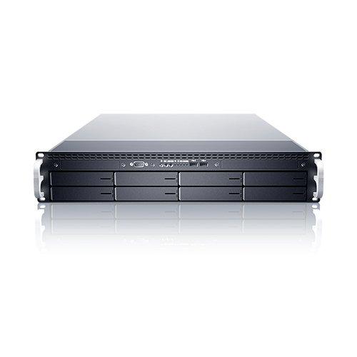 Sans Digital Rackmount Server eSATA External Hard Drive Enclosure EN208L+BXE