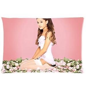Yours Truly singer Ariana Grande fashion design pillowcase standard