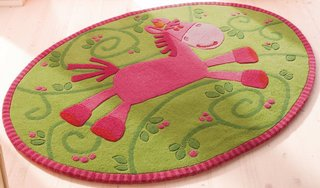 Haba Little Horse, Rug