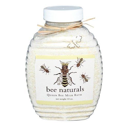 ビーナチュラルズ クイーンビーミルクバス Bee Naturals, Queen Bee Milk Bath ダイエットに効果的 エプソムソルト入り オーガニックバスソルト 発汗作用あり 入浴剤