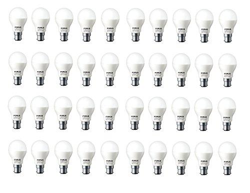 5W LED Bulbs (Pack of 40)