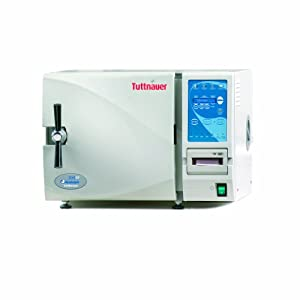 Heidolph Tuttnauer 2540EPK Autoclave Sterilizer, Electronic Environmental Model With Printer 41NfT05pcAL._SL500_AA300_