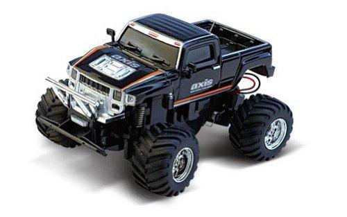 Mini Hummer Cross Country Electric Rc Remote Control Car Suvs 1:58 Rt@222Ch01U