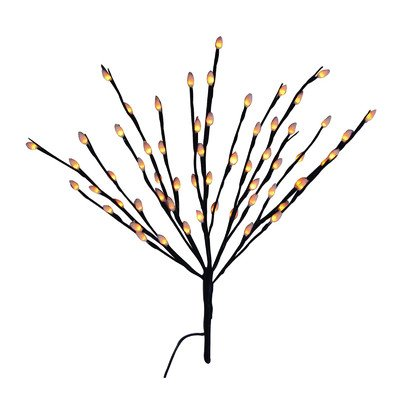 Creative Motion Height Willow Lights, 19.6-Inch