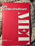 img - for Les Contes d'Hoffmann ; Tales of Hoffman ; Opera in 3 Acts ; G. Schirmer Libretto 1973 book / textbook / text book
