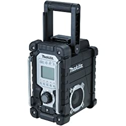 Makita 18-Volt LXT Lithium-Ion Cordless FM/AM Radio LXRM03B