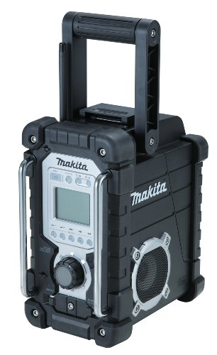 Makita LXRM03B 18-volt LXT Lithium-Ion Cordless FM/AM Jobsite Radio with iPod Docking Station Tool Only