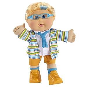 Amazon.com: Cabbage Patch Kids Celebration Boy Doll, Blond