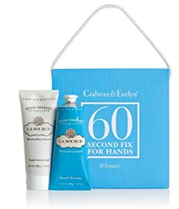 Crabtree & Evelyn La Source Full 60 Second Fix Kit for Hands