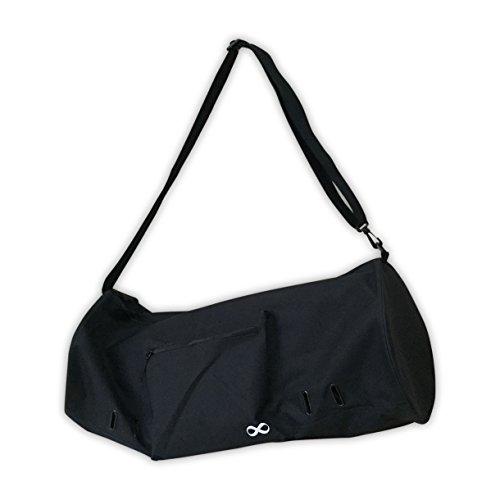 YogaAddict Yoga Mat Bag (Extra Large) 'Compact' With Pocket, Fit 15mm Yoga Mat Size, 29